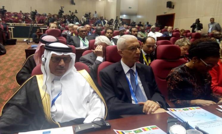 Saudi pledges 100 million euros to G5 Sahel