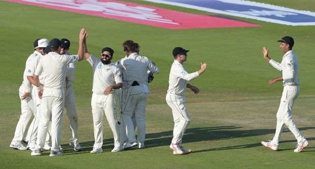 Kiwis win first away Test series over Pakistan in 49 years