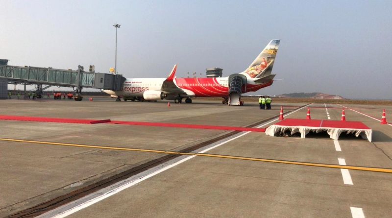 Kerala's Kannur airport opens, direct flights from Muscat soon