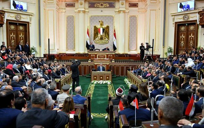Lawyer files case to change Egyptian president's two-term limit