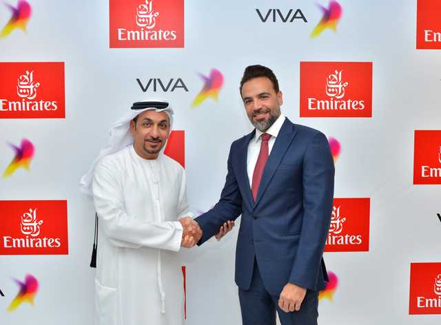 VIVA signs major partnership accord with Emirates Airlines