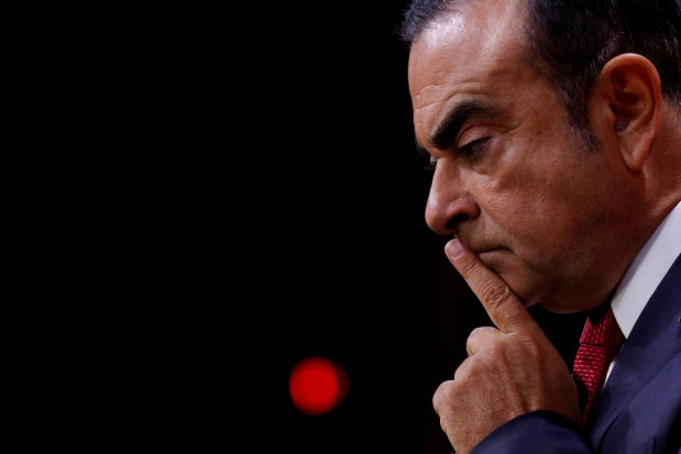 Nissan seeks to block Ghosn's access to apartment in Rio