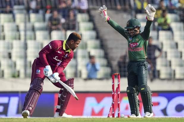 Mushfiqur seals Bangladesh win
