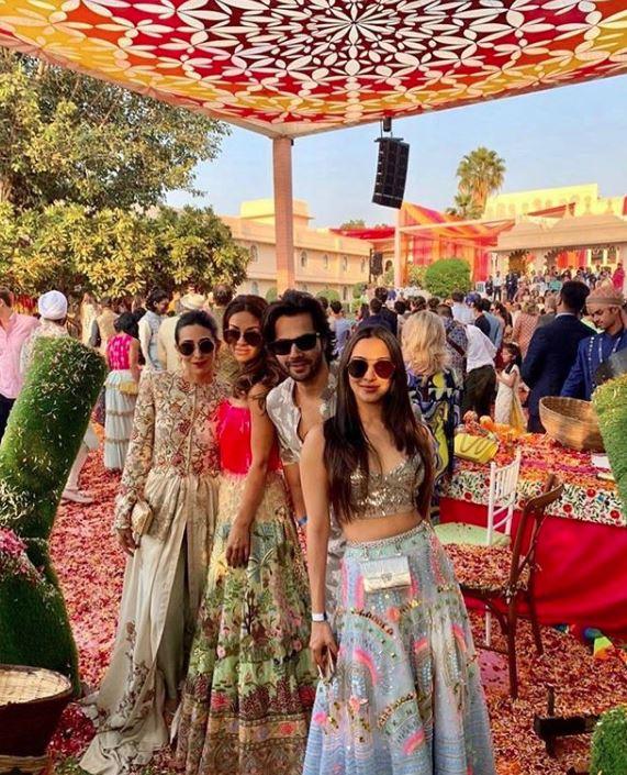 SRK, Aamir, Aishwarya, Salman, Ranveer come together at Isha Ambani's sangeet!