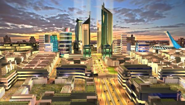 Kenya struggles to give life to futuristic 'Silicon Savannah' city