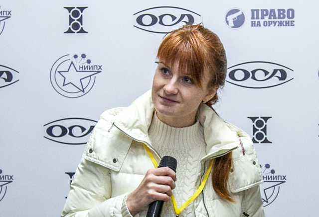 U.S. court papers: Accused Russian agent Butina poised to plead guilty