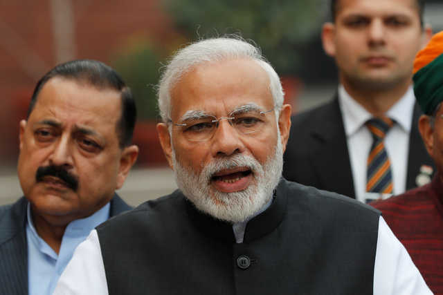 India: Modi stares at biggest election loss since coming to power