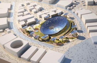 Netherlands unveils Dubai Expo 2020 pavilion design