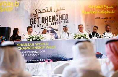 Sharjah gears up for watersports championship