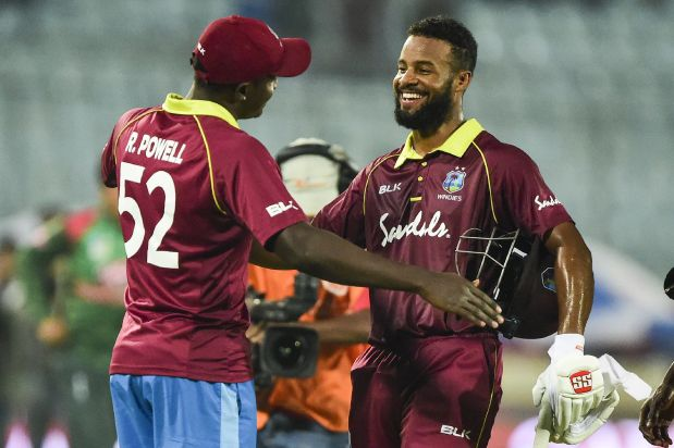 Gutsy Hope levels series for Windies
