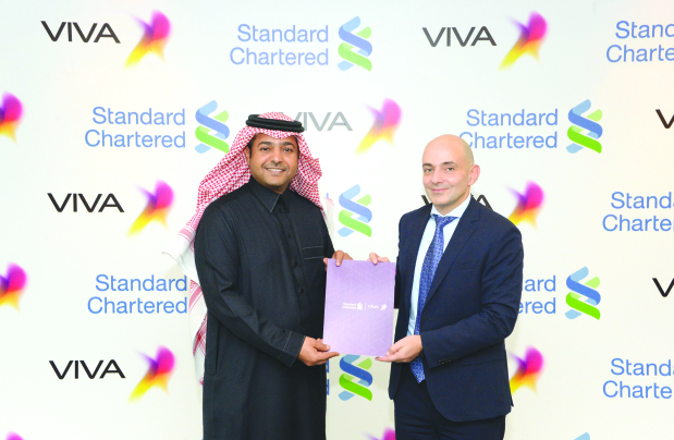 VIVA and Standard Chartered introduce co-branded card