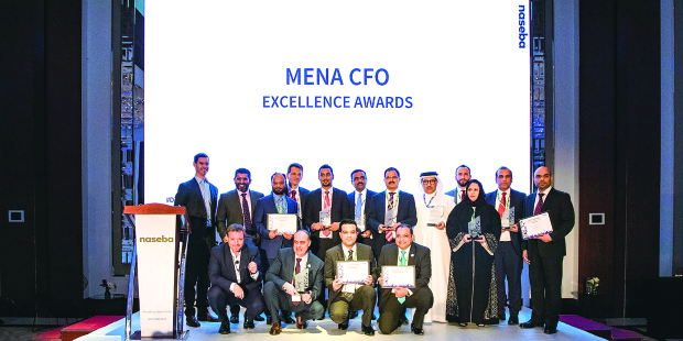 Diyar finance chief wins top awards