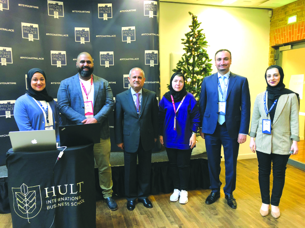 Bahraini start-ups pitching for Global People's Choice Award