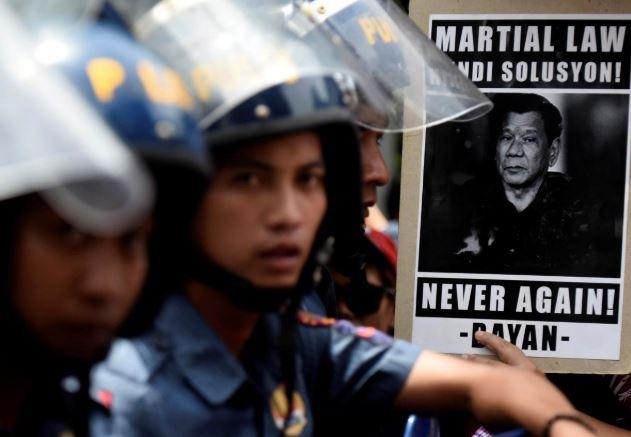 Philippine Congress extends Mindanao martial law until end-2019