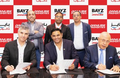 Danube awards construction contract for Business Bay project