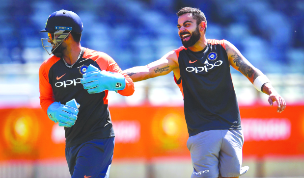 India pace bowlersget 'thoroughbred' treatment after win