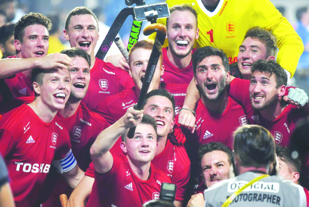 Men's Hockey World Cup: England score shocking win over Argentina