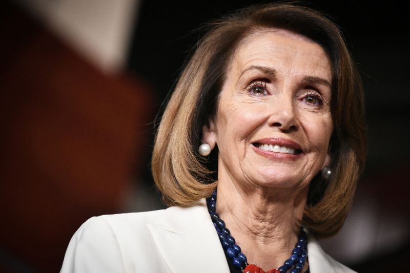 Nancy Pelosi agrees to term limit to seal US House speaker job
