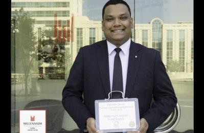 Millennium Airport Hotel Dubai gets top recognition