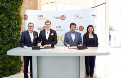 InterContinental debuts upscale brand voco in the UAE