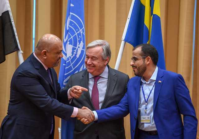 Jordan welcomes political negotiations on Yemen in Sweden