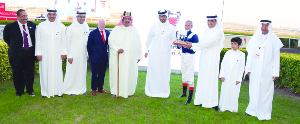 Shogun captures National Day Cup