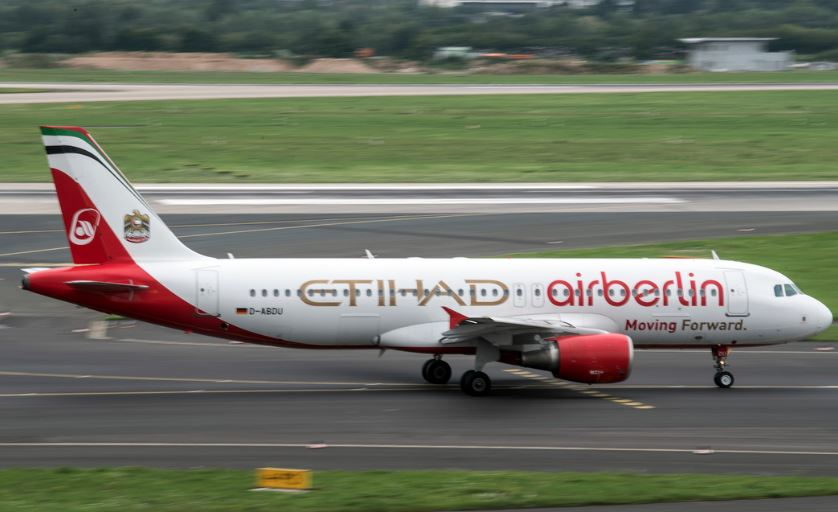 Air Berlin's administrator sues Etihad for up to €2 billion
