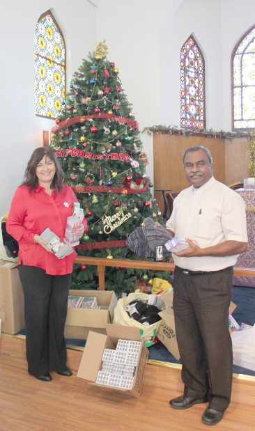 Festive season gifts drive to help seafarers