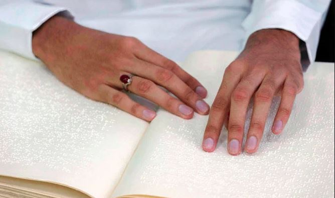 Sign language and Braille Qurans to help pilgrims
