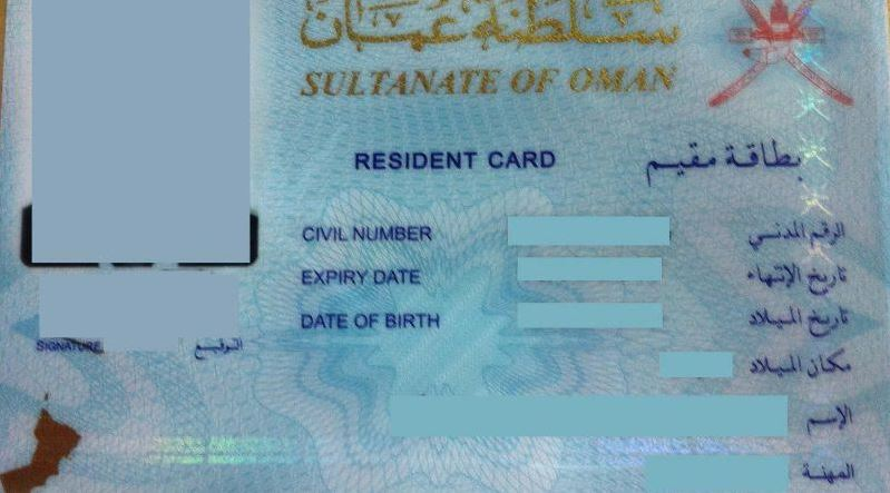 Fees imposed on medical tests for expat resident cards
