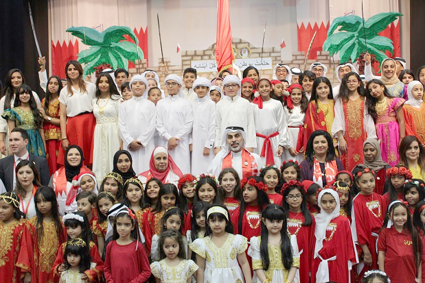 Big GCC coverage for National Day celebrations