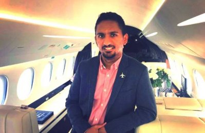 Jet Set X launches at MEBAA; picks Dassault Falcon as aircraft of choice