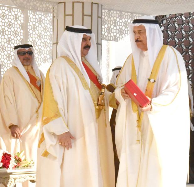 King Hamad: Bahrain's unity makes us proud