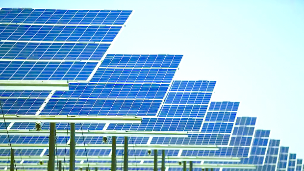 Solar panels plan for 40 government buildings