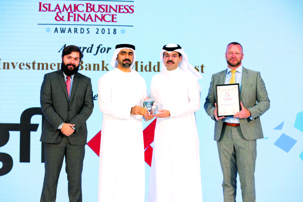 Top honours for GFH at Islamic finance awards