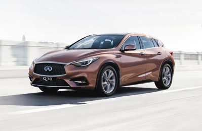 Infiniti unveils attractive offer for Q30 models in Kuwait