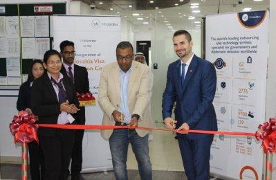VFS Global opens first Slovakia visa application centre in Kuwait