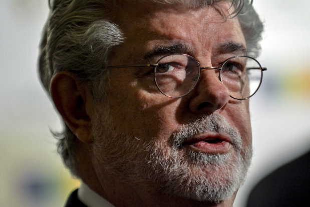 George Lucas's film empire tops Forbes list of richest U.S. celebrities