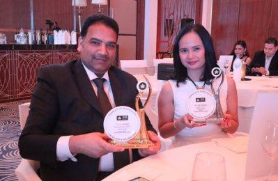 Dubai International Hotel takes home top awards