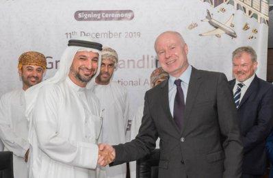 Swissport wins SalamAir ground handling business in Oman