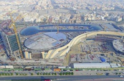 Tamdeen working on giant tennis complex in Kuwait