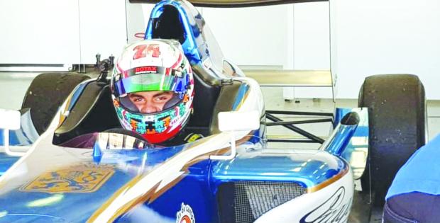 Hassan clocks fastest lap in final Valencia test