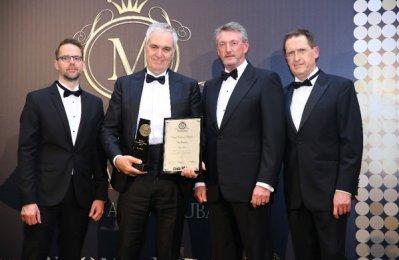 Symphony Style Hotel Kuwait GM gets top award