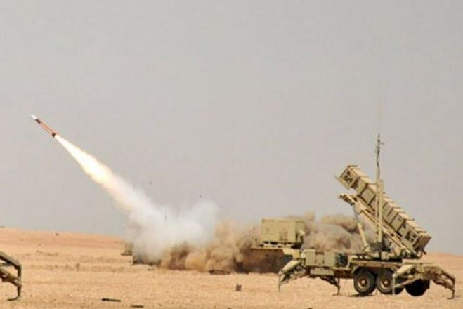 Saudi air defences intercept missiles targeting Najran
