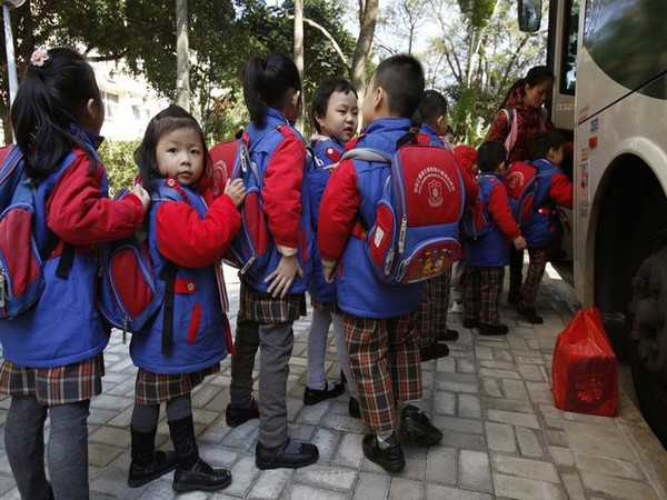Now, smart uniforms to track kids at school