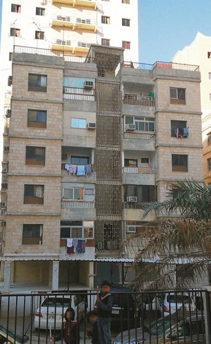 Egyptian national jumps to death from 4th floor after fight with ex-wife