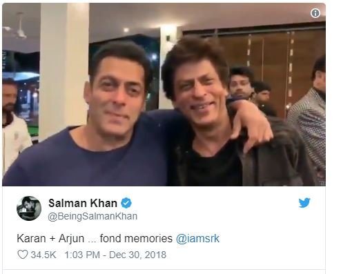VIDEO: This Karan-Arjun reunion is all you have been waiting for!