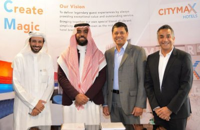 Citymax Hotels debuts in Saudi Arabia