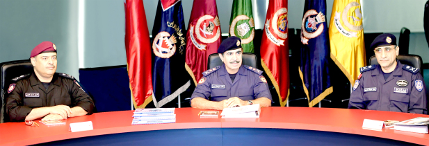 "<p>Interior Minister Lieutenant General Shaikh Rashid bin Abdulla Al Khalifa yesterday attended the conclusion of the Coastguard naval exercise ""Vigilant Guard"", which aimed to assess preparedness and strengthen maritime border protection.</p>"