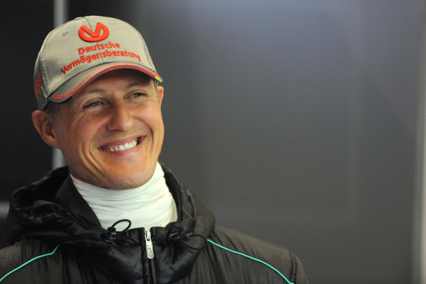 Schumacher app to be released on 50th birthday